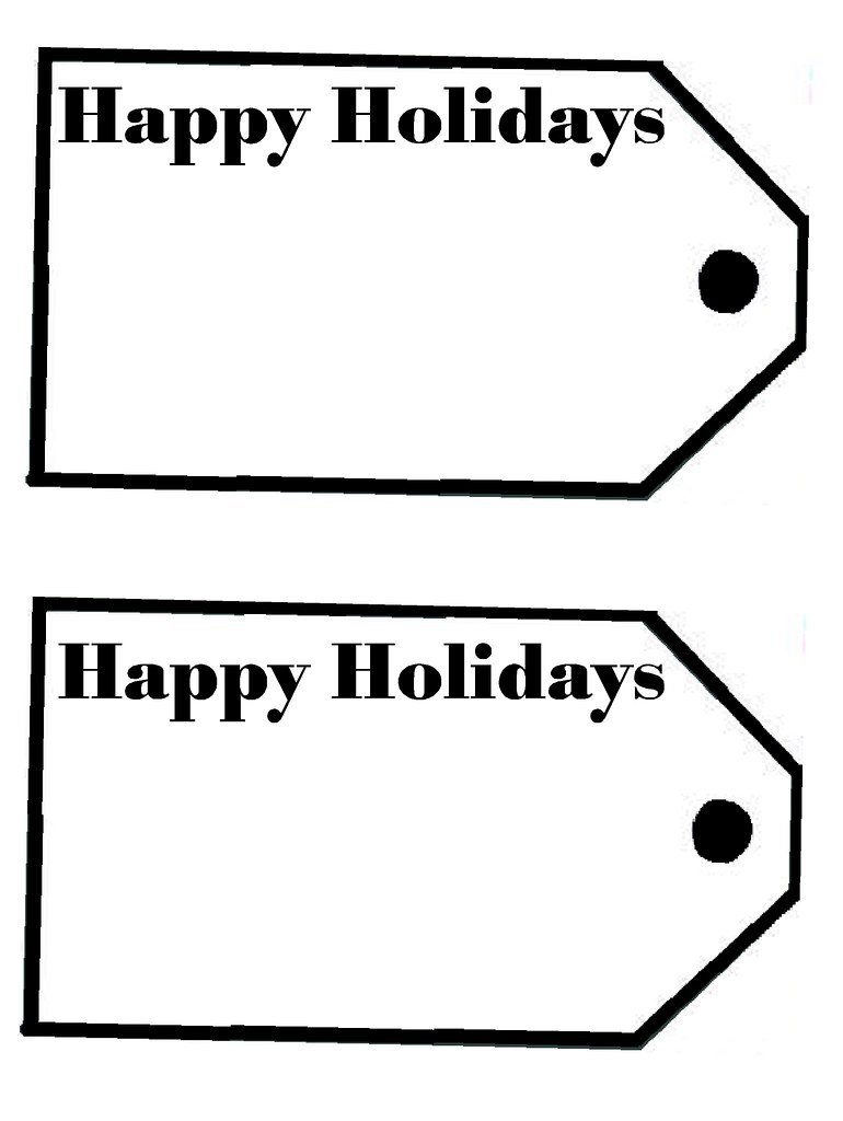 present tag template