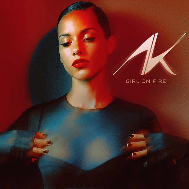 Alicia Keys - Girl On Fire   Flickr - Photo Sharing!