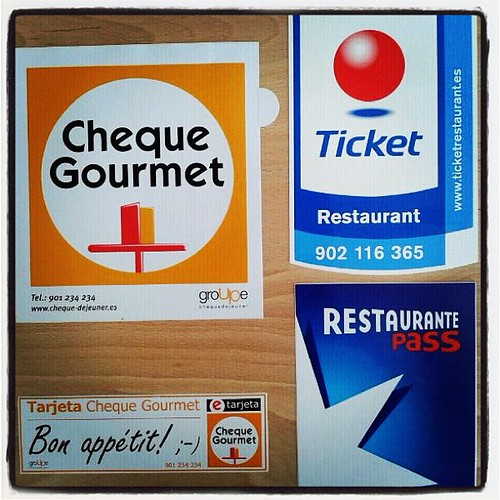 Cheque gourmet ticket restaurante o restaurante pass a - Up cheque gourmet ...