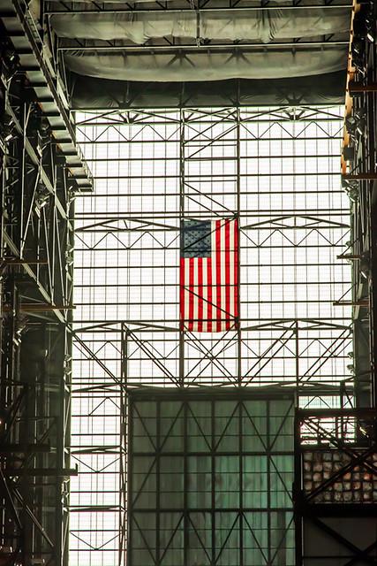 nasa vehicle assembly building interior - photo #25