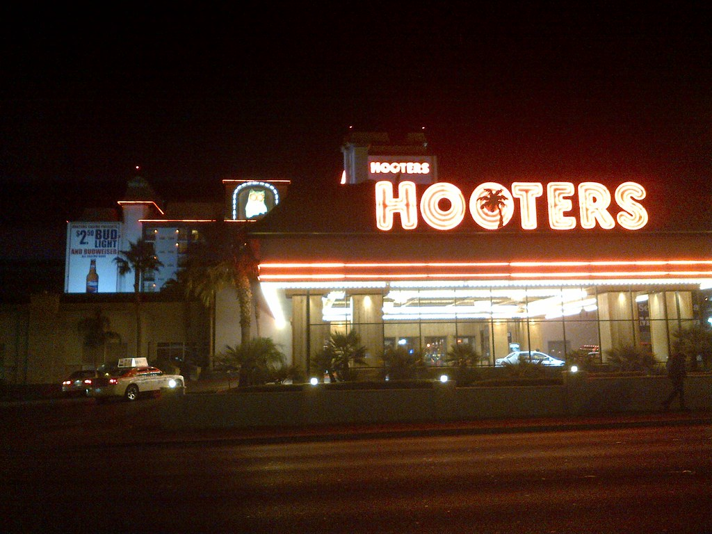 Hooters Casino Hotel Events