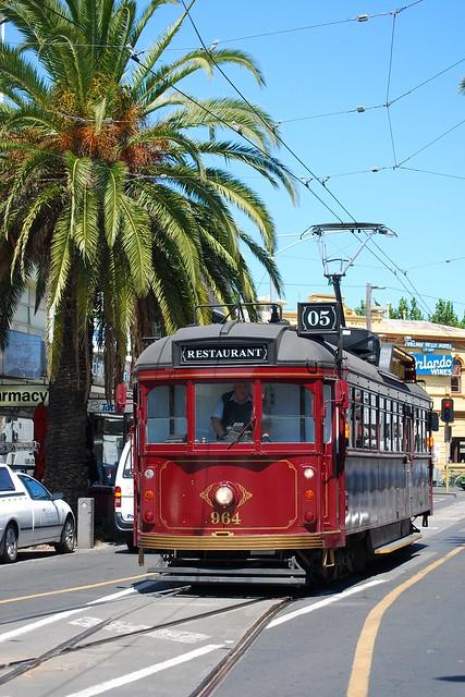 restaurant tram st kilda melbourne restaurant trams. Black Bedroom Furniture Sets. Home Design Ideas