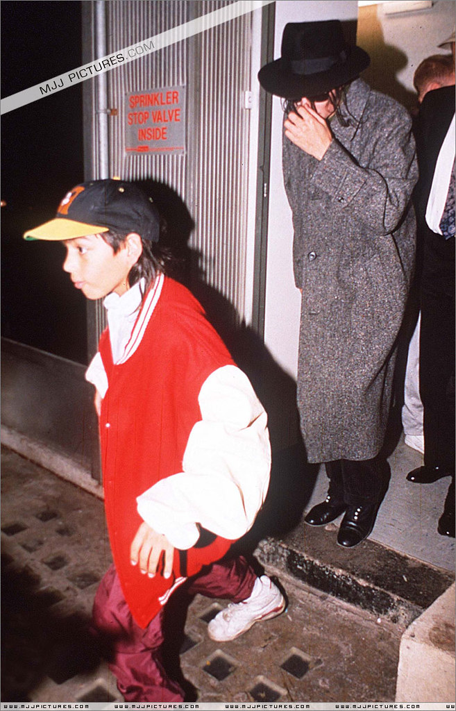 1992 - With Brett Barnes In London | 1992 - With Brett ...