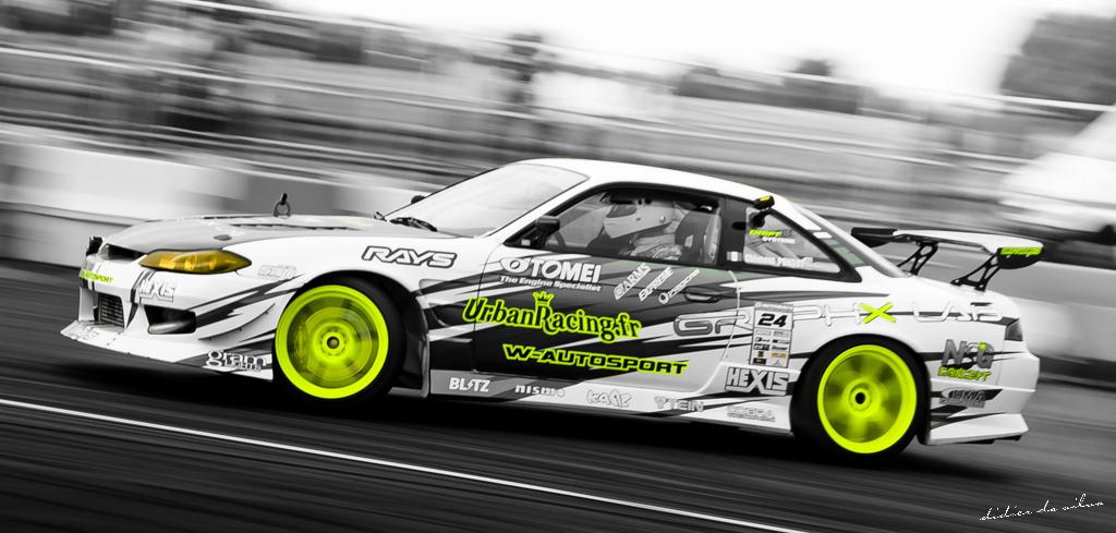 Nissan 200sx S14 5 Drift Car Cl 233 Ment Ponsot Copyright
