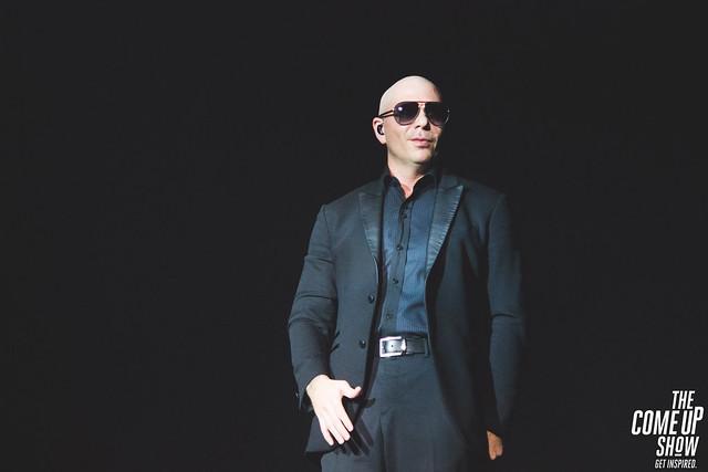 Pitbull @ Molson Canadian Amphitheatre