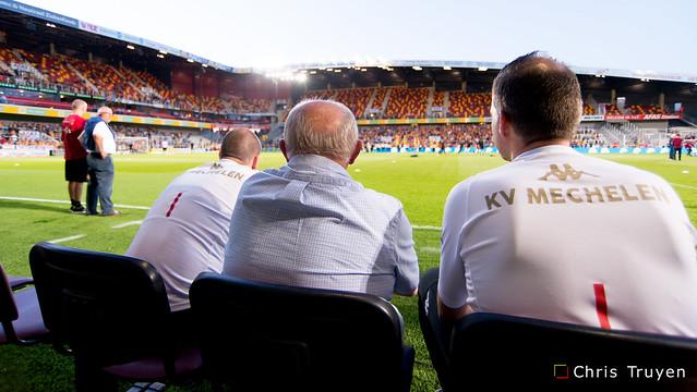KV Mechelen - SV Zulte-Waregem (24/09/16)