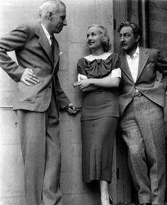 Hawks mit Lombard & Barrymore