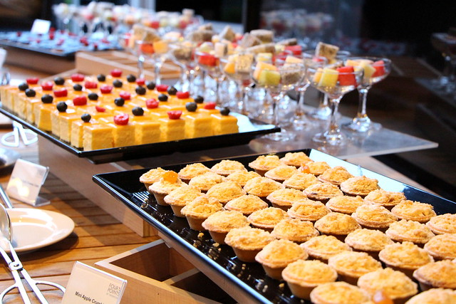 Four Points By Sheraton Singapore BBQ & Brew Dessert Counter