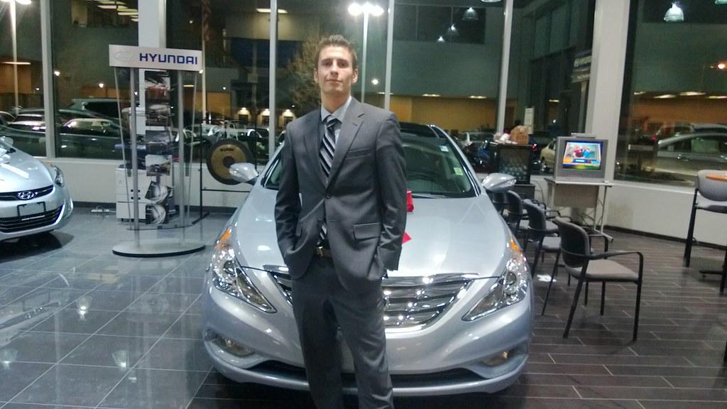 Awesome ... Tyler Casey Herb Chambers Hyundai Of Auburn Showroom | By  FountainOfYouth