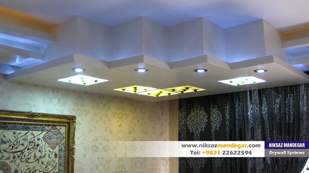 دیوار و سقف کاذب دکوراتیو Decorative Drywall 02 To See