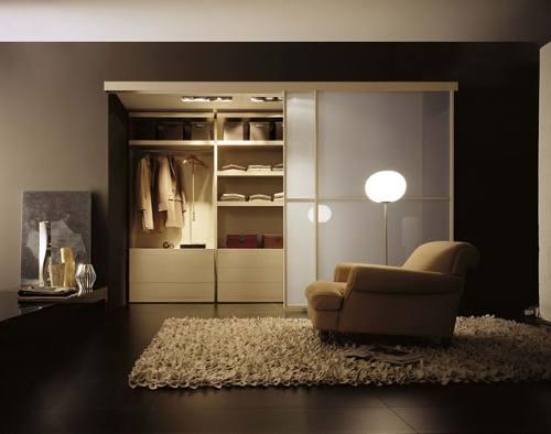 Closets modernos minimalistas 2 arquigrafico perez flickr for Ideas para closets modernos