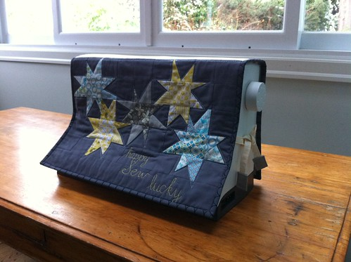 Sewing machine cover by Poppyprint | by Poppyprint