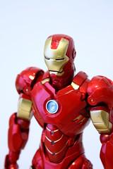 [Revoltech] Sci-Fi #024EX Iron Man Mark IV