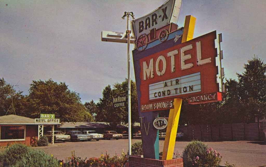 Bar-X Motel - North Platte, Nebraska