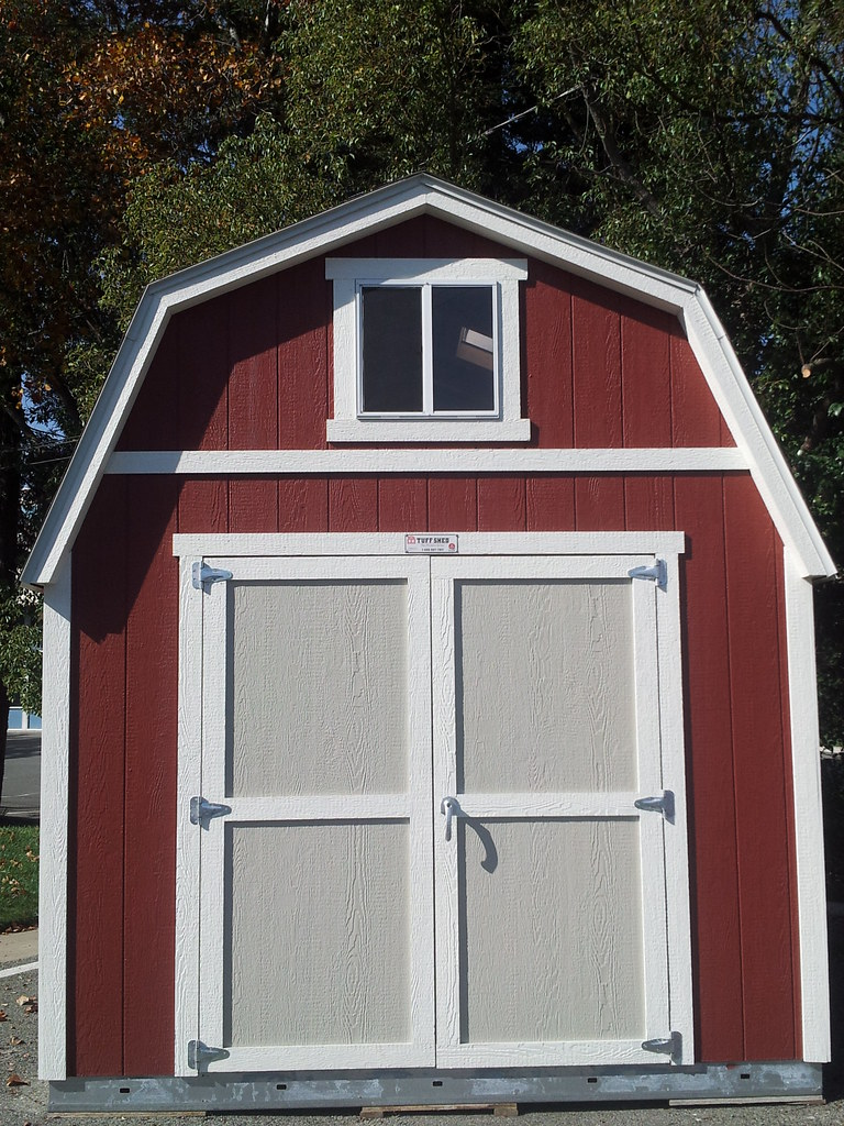 PRO Tall Barn (10x12) | Good looking PRO Tall Barn with ...