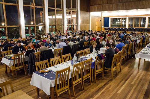 Day 1 dinner at st anne s college dining hall taken at for U of t dining hall hours