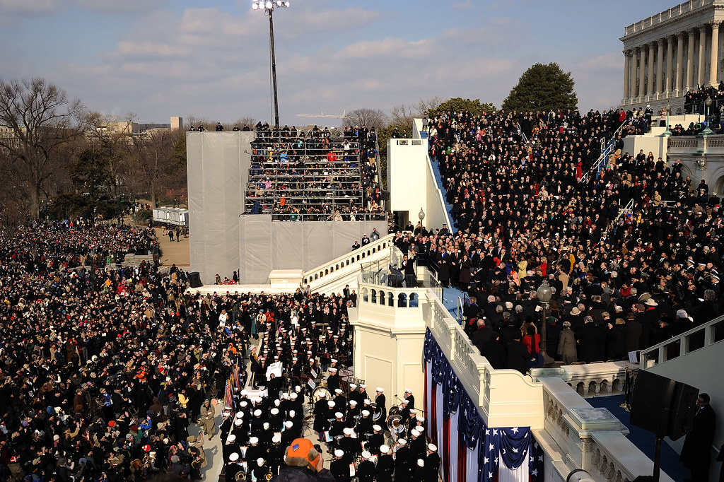 Barack Obama's Inauguration   Record crowds turned out to se…   Flickr