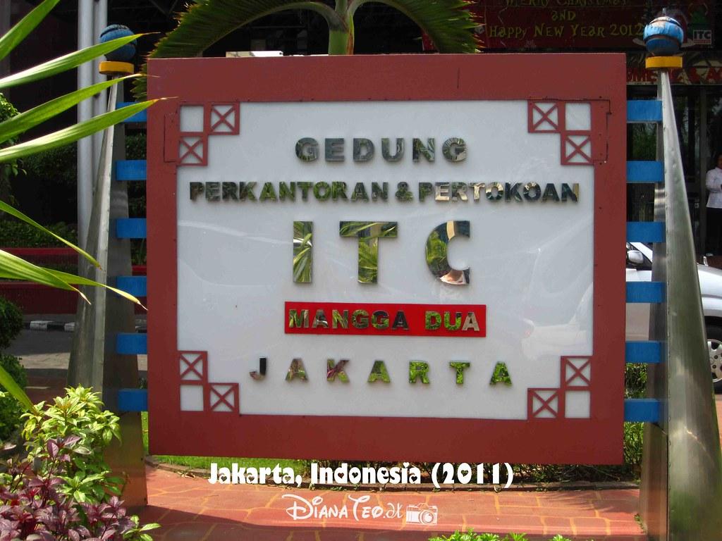 Mangga Dua Jakarta Itc Itc Mangga Dua Jakarta 01