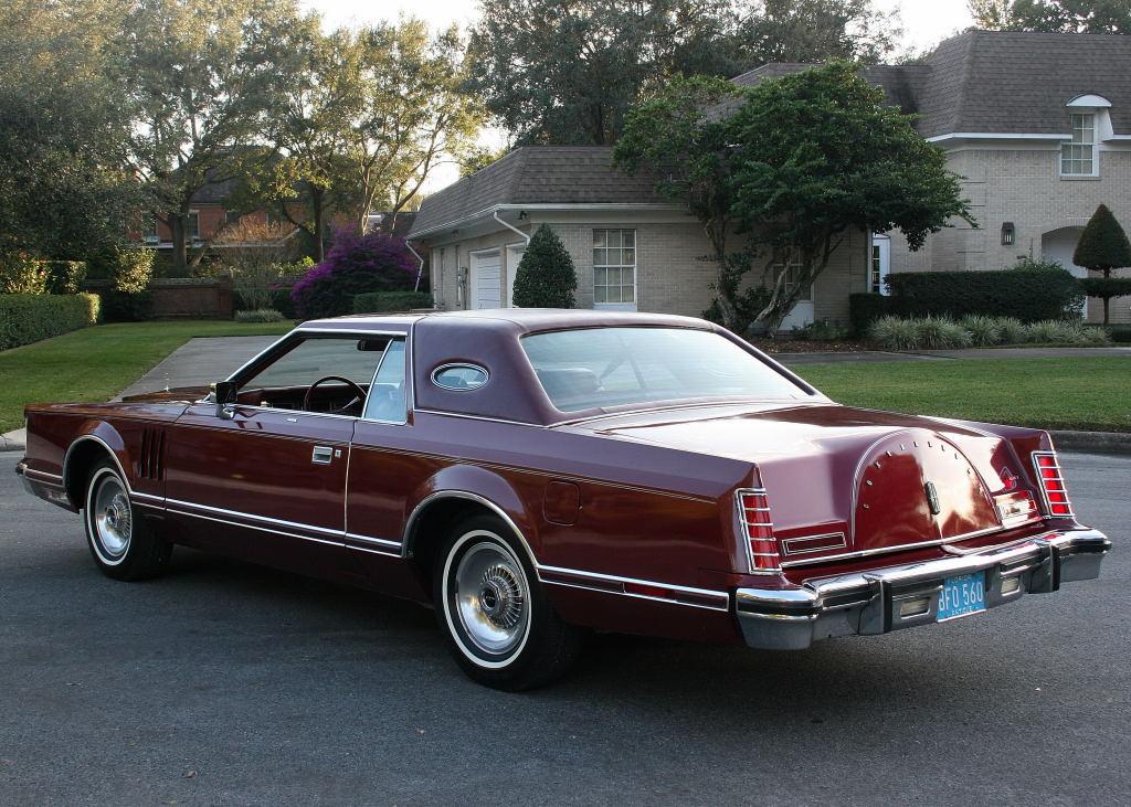 1977 Lincoln Mark V Ryan Alloggia Flickr