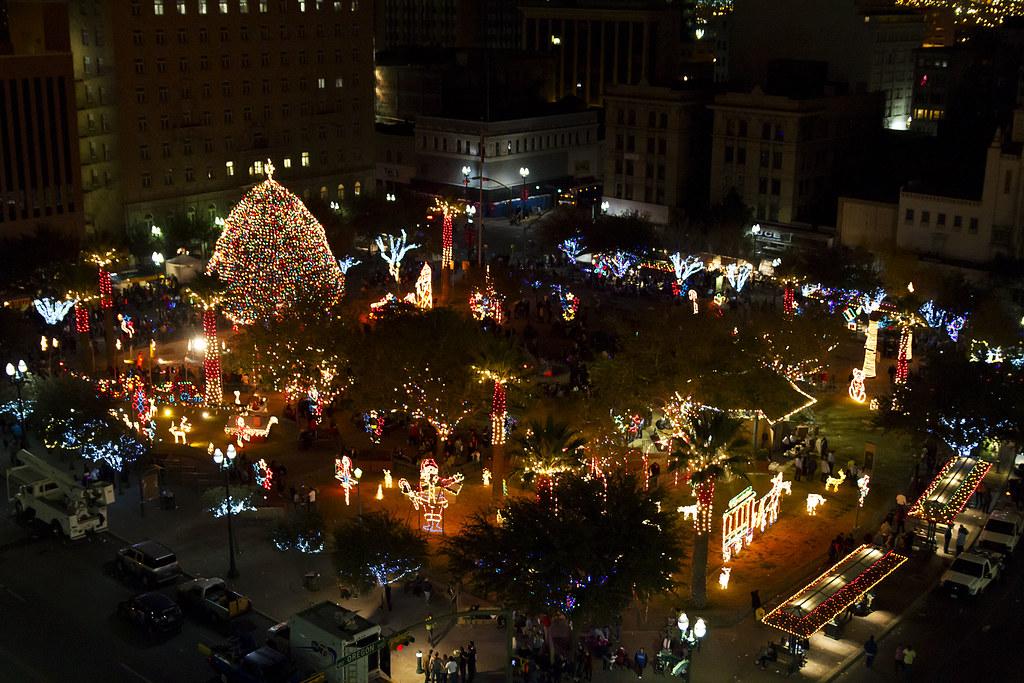 ... San Jacinto Plaza   by Ray Chiarello & San Jacinto Plaza   El Pasou0027s 77th annual