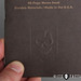 ITS Embossed Field Notes Traveling Salesman Edition 02