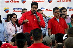 Venezuelan Bolivarian Vice-President Nicolas Maduro says that President Hugo Chavez will undergo a complicated post-surgery process. Chavez recently underwent surgery in Cuba. | by Pan-African News Wire File Photos