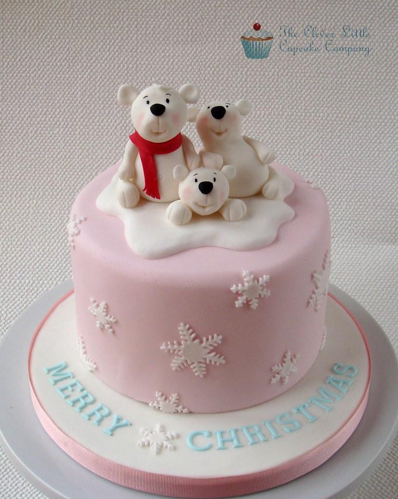 Novelty Christmas Cake Designs