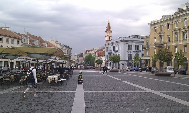 Vilnius Old Town by CC user 56218409@N03 on Flickr