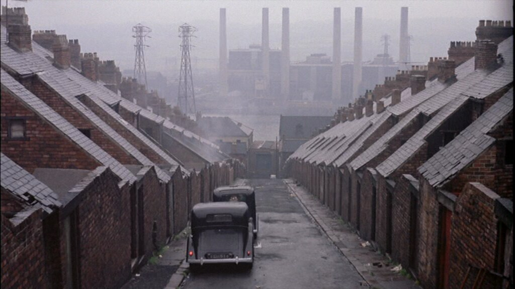 Frank Street Benwell Newcastle Upon Tyne 1971 John Flickr