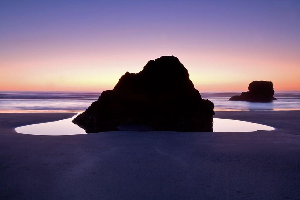 Seaside Beach Mendocino County Ca