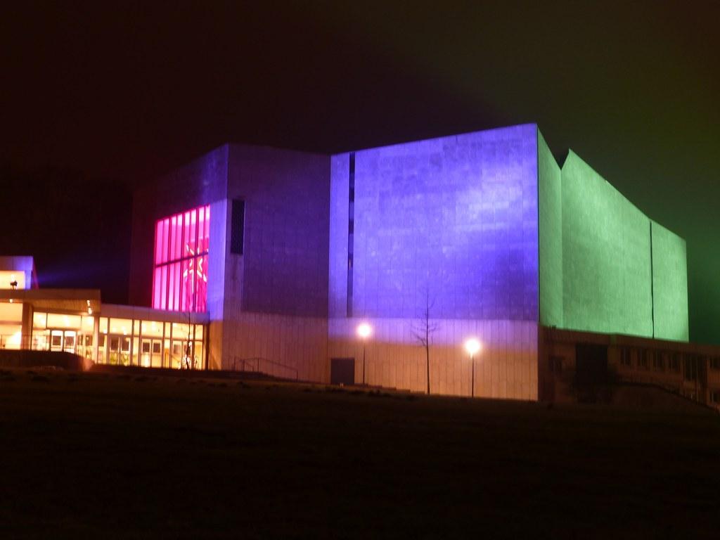 Architekt Wolfsburg theater wolfsburg architekt hans scharoun 1973 muckypuppy flickr