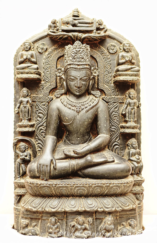 pala buddha india dynasty century ad 12th buddhist eastern indian bce crowned flickr meaning ind buddhism bc civilization via