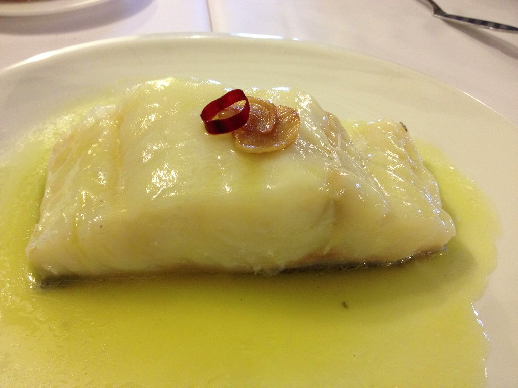 Recetas de la cocina vasca con bacalao en salazón: bacalao al pil pil