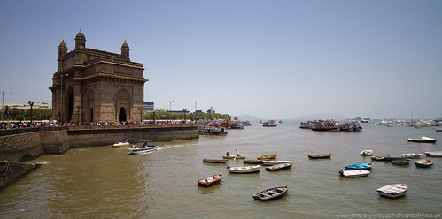 The Gateway of India | by Andrew Wragg