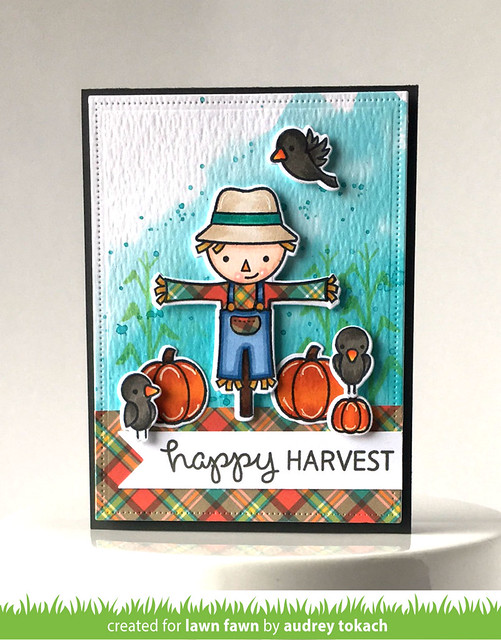 Fall Plaid Papers