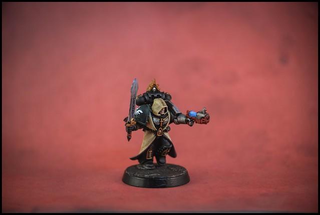 Deathwatch - Zameon Gydreal