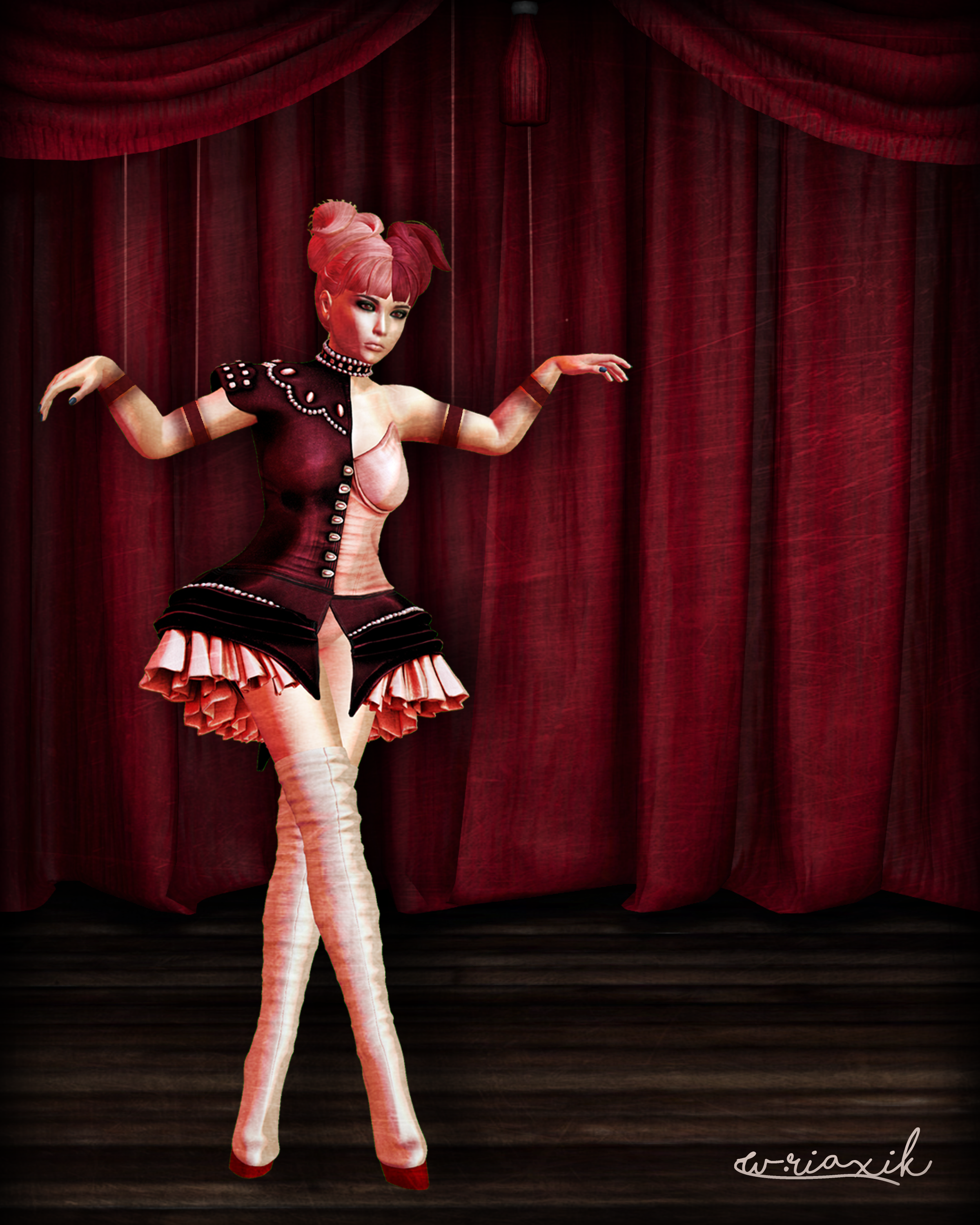Miss Marionette