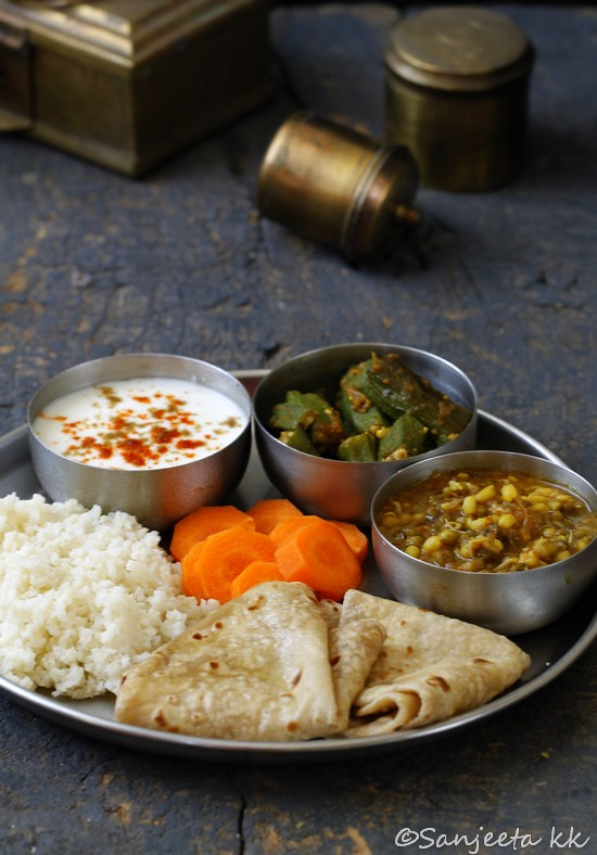 indian vegetarian curry recipes