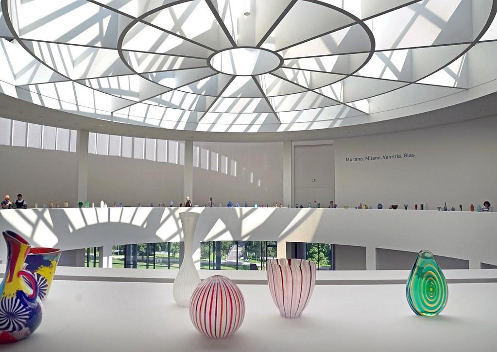 exposition murano milan venise verre pinakothek der flickr. Black Bedroom Furniture Sets. Home Design Ideas