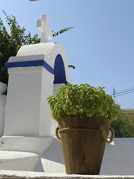 basilic et église grecque