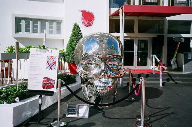 Die To Live Catalina Hotel Art Basel Flickr Photo Sharing