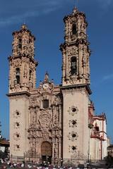 Templo de Santa Prisca de Taxco