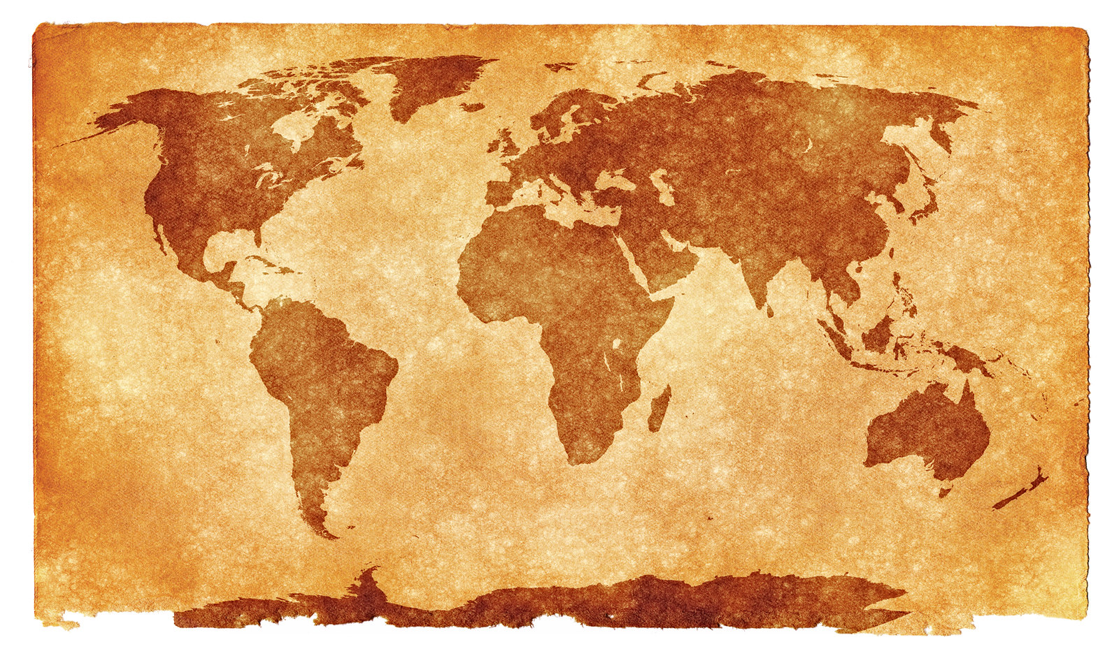 All Sizes World Grunge Map Sepia Flickr Photo Sharing - Large sepia world map