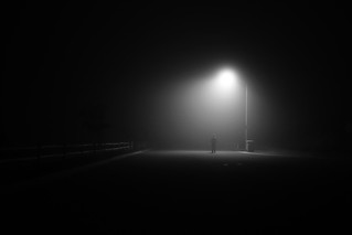 Foggy Lamp post | by Jonny Nyquist