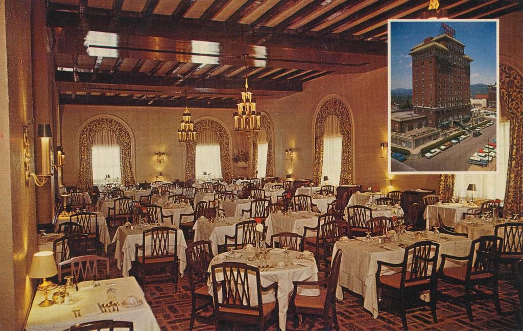 Battery Park Hotel - Asheville, North Carolina