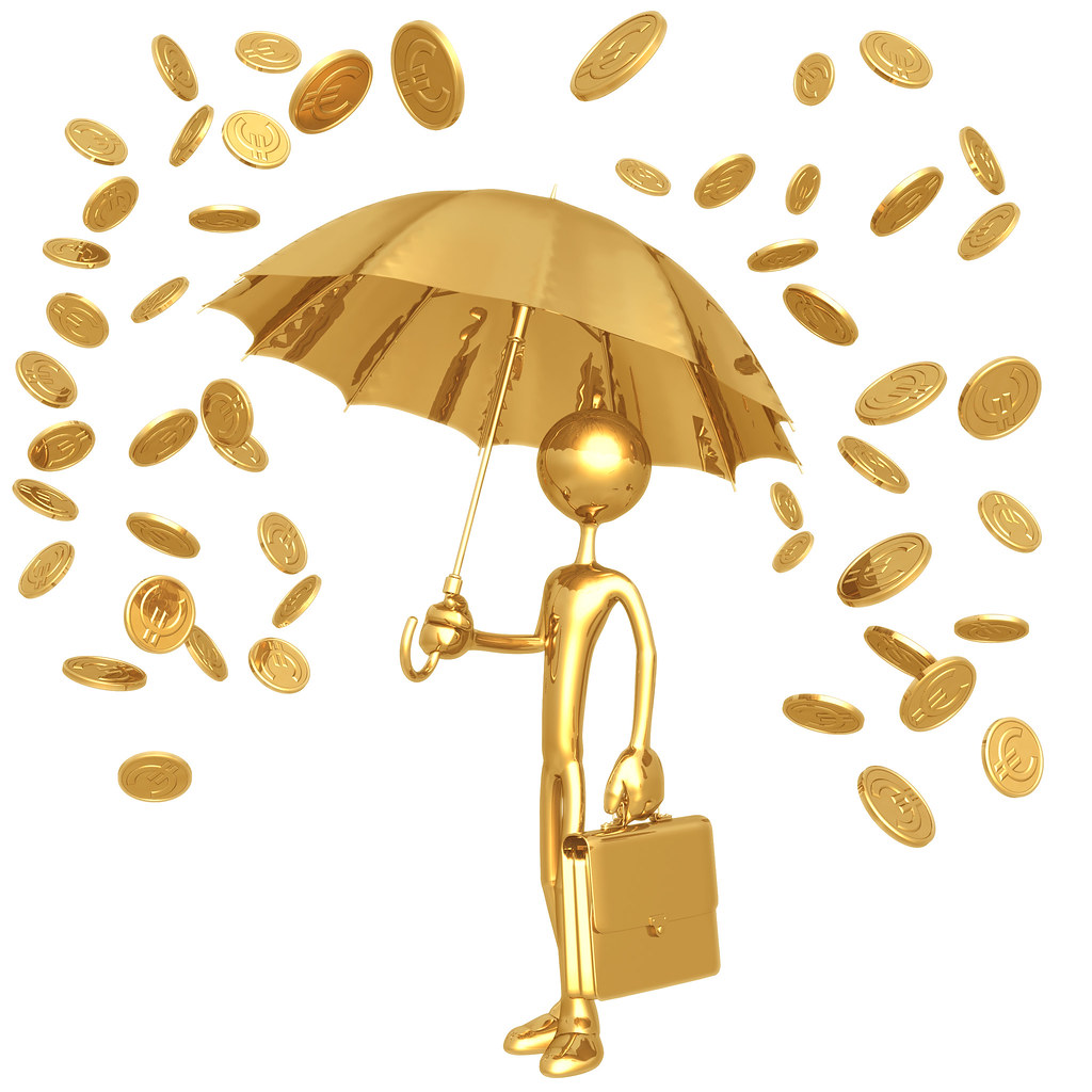 Falling Coins Png Raining