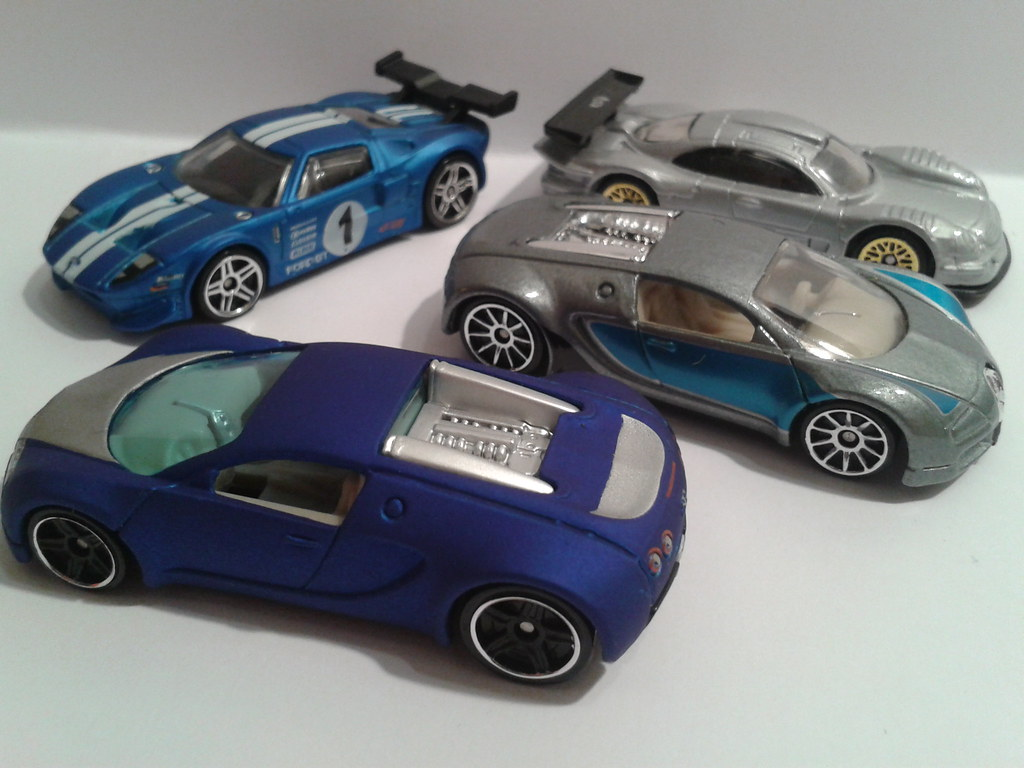 Bugatti Veyron By Hot Wheels A Supercar Collection Flickr