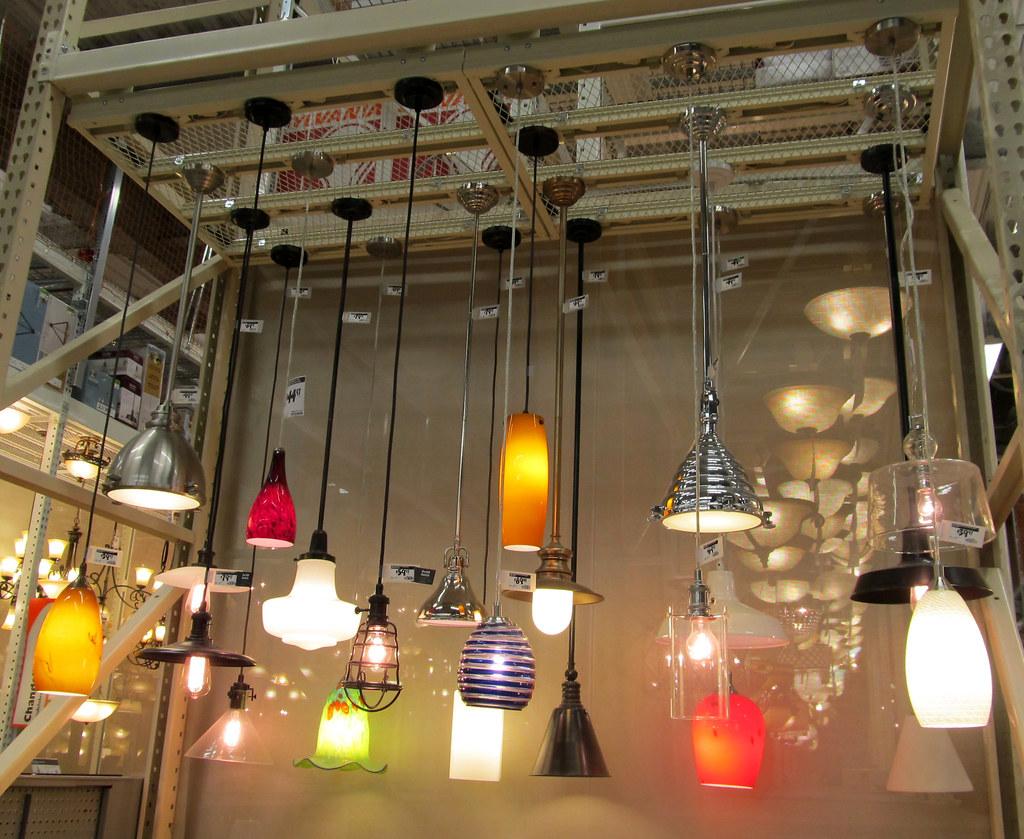 Pendant Lights at Home Depot   Steve   Flickr