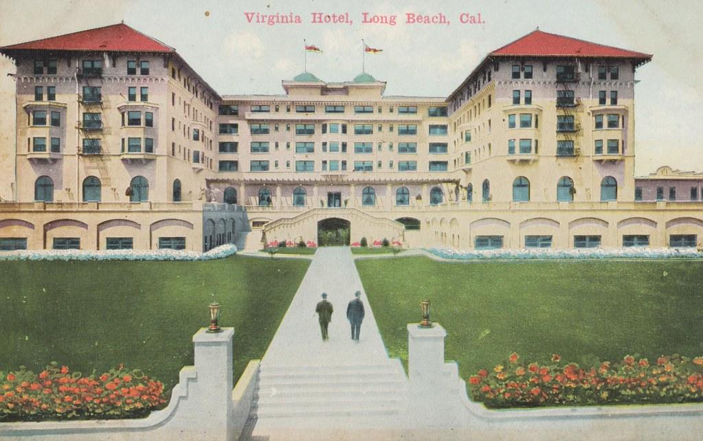 Virginia Hotel - Long Beach, California