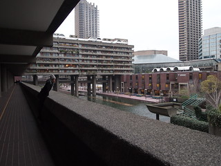 Obligatory Barbican shot | by Tobias Revell